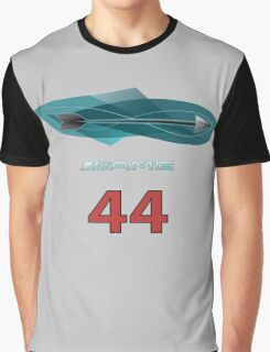 Silver Arrows 44 Graphic T-Shirt