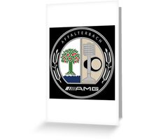 AMG Greeting Card