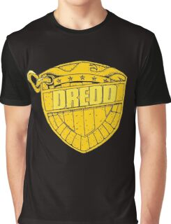 DREDD Graphic T-Shirt