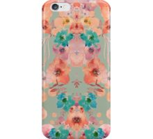 SEAFOAM GARDEN iPhone Case/Skin