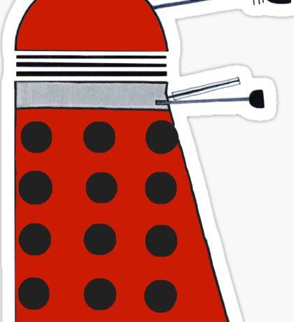 Drone Dalek Sticker