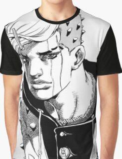 """Jobin Jojo's Bizarre Adventure"" Graphic T-Shirt"