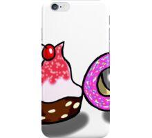 mmmmm . cakes  iPhone Case/Skin