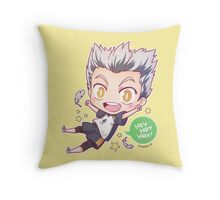 Bokuto Kotaro Throw Pillow