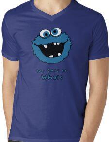 We Eats It Whole Mens V-Neck T-Shirt