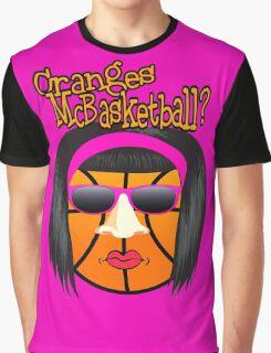 Cranges McBasketball Graphic T-Shirt