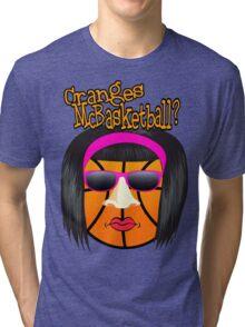 Cranges McBasketball Tri-blend T-Shirt