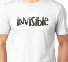 5SOS INVISIBLE  Unisex T-Shirt