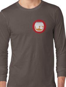 Mad Men Icon V2 Long Sleeve T-Shirt