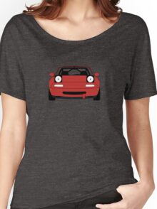 Miata Racecar Women's Relaxed Fit T-Shirt