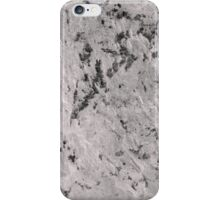 B&W Marble V iPhone Case/Skin