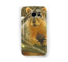 Squirrel and His Nut  Samsung Galaxy Case/Skin