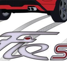 Fiesta ST Sticker