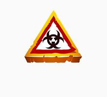 virus hazard sign Unisex T-Shirt