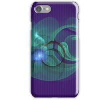Colorful Digital Abstract Art  iPhone Case/Skin