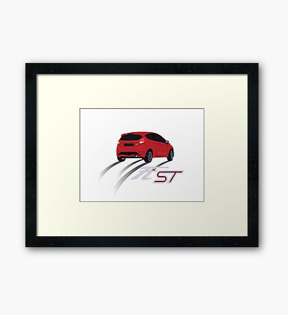 FiST Framed Print