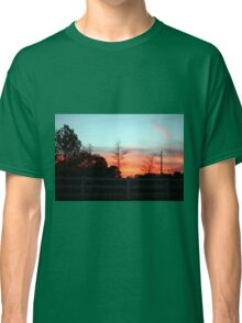 Colorful Sky Classic T-Shirt