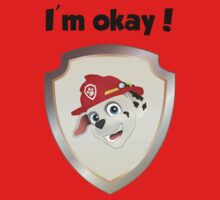 I'm okay One Piece - Short Sleeve