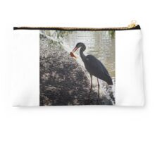 Fishing Stork Studio Pouch