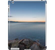 West Point - Blue Hour iPad Case/Skin