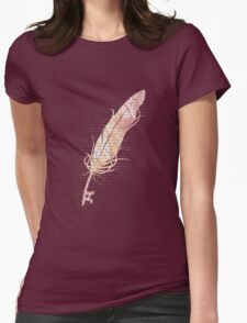 Poetry Womens Fitted T-Shirt
