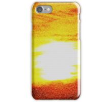 Abstract From The Sun iPhone Case/Skin