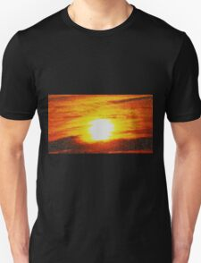 Abstract From The Sun T-Shirt