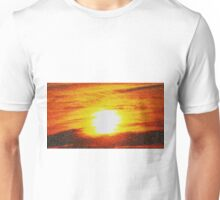 Abstract From The Sun Unisex T-Shirt