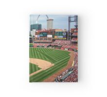 Cardinals Baseball Hardcover Journal