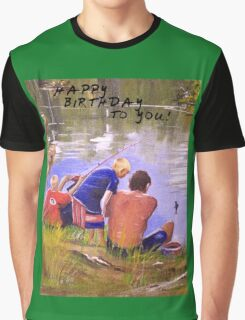 HAPPY BIRTHDAY TO YOU! Graphic T-Shirt