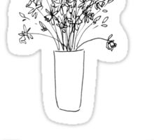 Plants are Friends too Sticker
