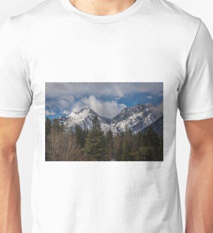 Cascade Range, WA Unisex T-Shirt