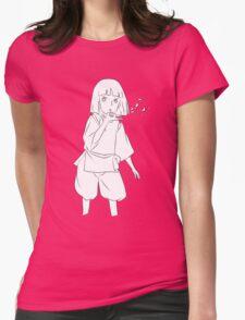 Haku - Spirited Away Womens Fitted T-Shirt