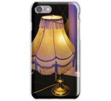 Pub Lamp iPhone Case/Skin
