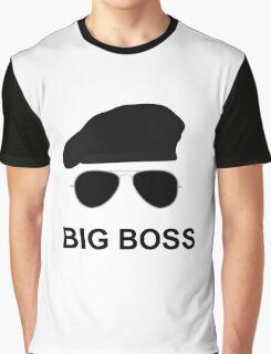 "Descendants Of The Sun - ""BIG BOSS"" Song Joong Ki Design Graphic T-Shirt"