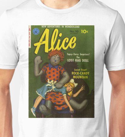 Rag Doll Alice Unisex T-Shirt