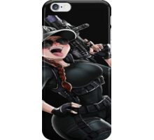 Ash Rainbow 6 Siege  iPhone Case/Skin