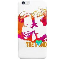 The Ponds, Amy and Rory  iPhone Case/Skin