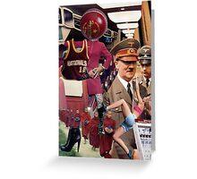 German Sales Stratagy. Greeting Card