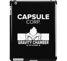 Capsule Corp. Gravity Chamber Goku iPad Case/Skin