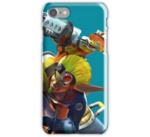You came! You saw! You got your butt kicked iPhone Case/Skin