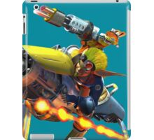 You came! You saw! You got your butt kicked iPad Case/Skin