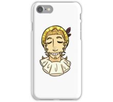 Give Me Your Riches iPhone Case/Skin
