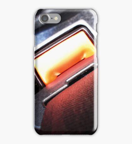 Seat Belt Design iPhone Case/Skin