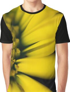 Melo Yellow Graphic T-Shirt