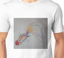 Goldfish Pond (close up #3) Unisex T-Shirt