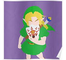 Young Link (Simplistic) Poster