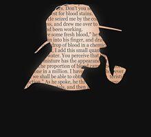 Silhouette Sherlock Holmes  Unisex T-Shirt