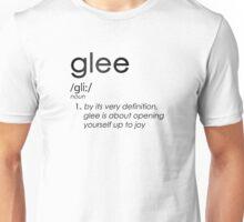 Unapologetic Gleek Unisex T-Shirt
