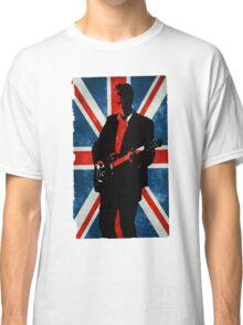 Twelve's Guitar, Hell Bent Doctor Who Classic T-Shirt